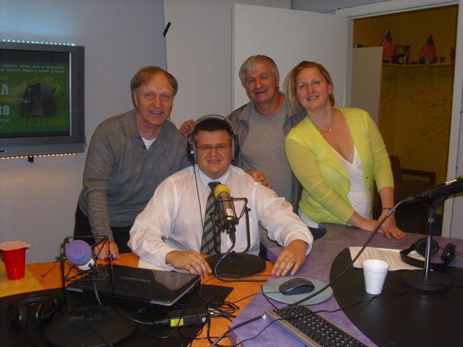 Mark live at LocalNetRadio.com